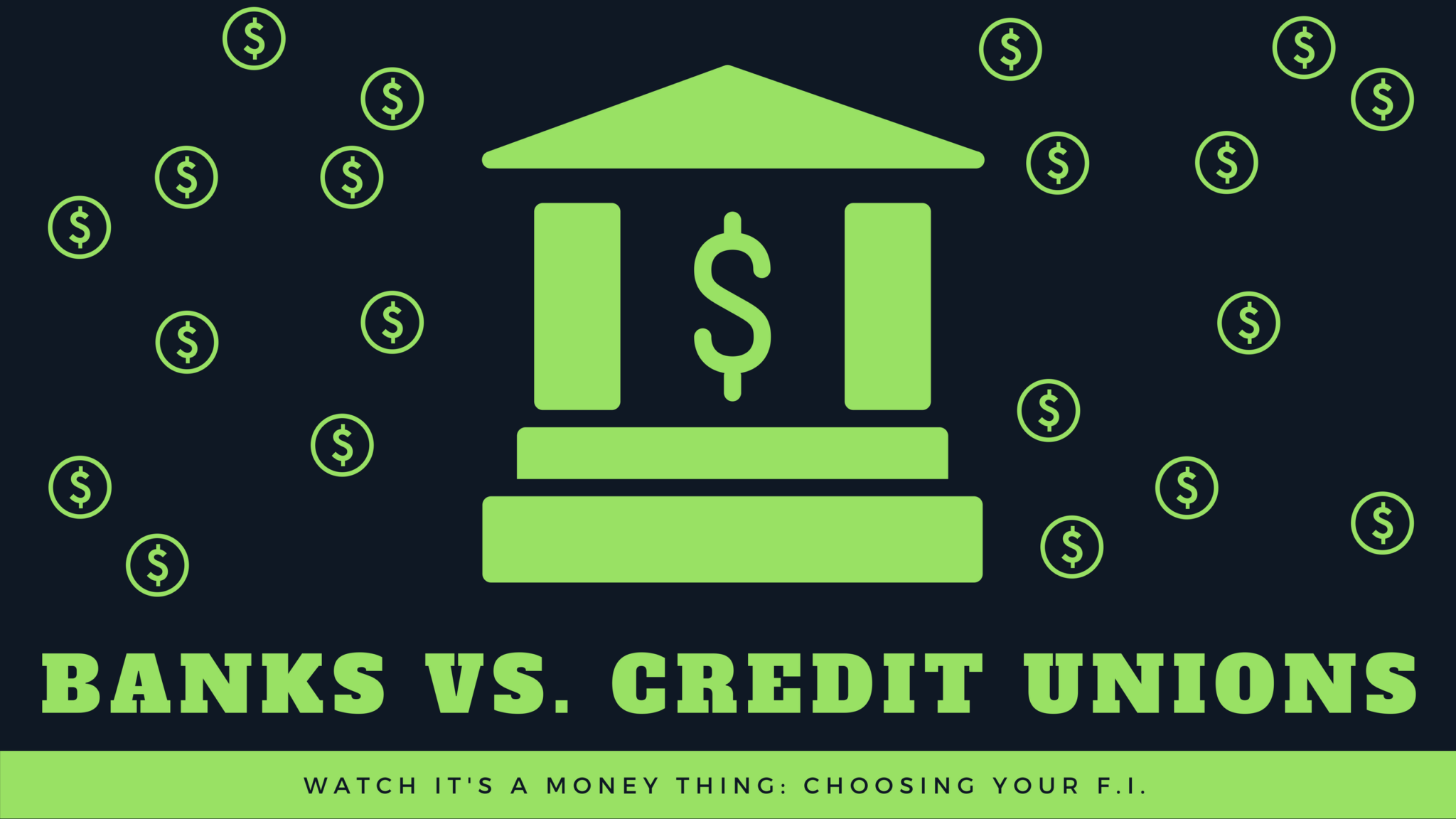 Article, Banks versus Credit Unions