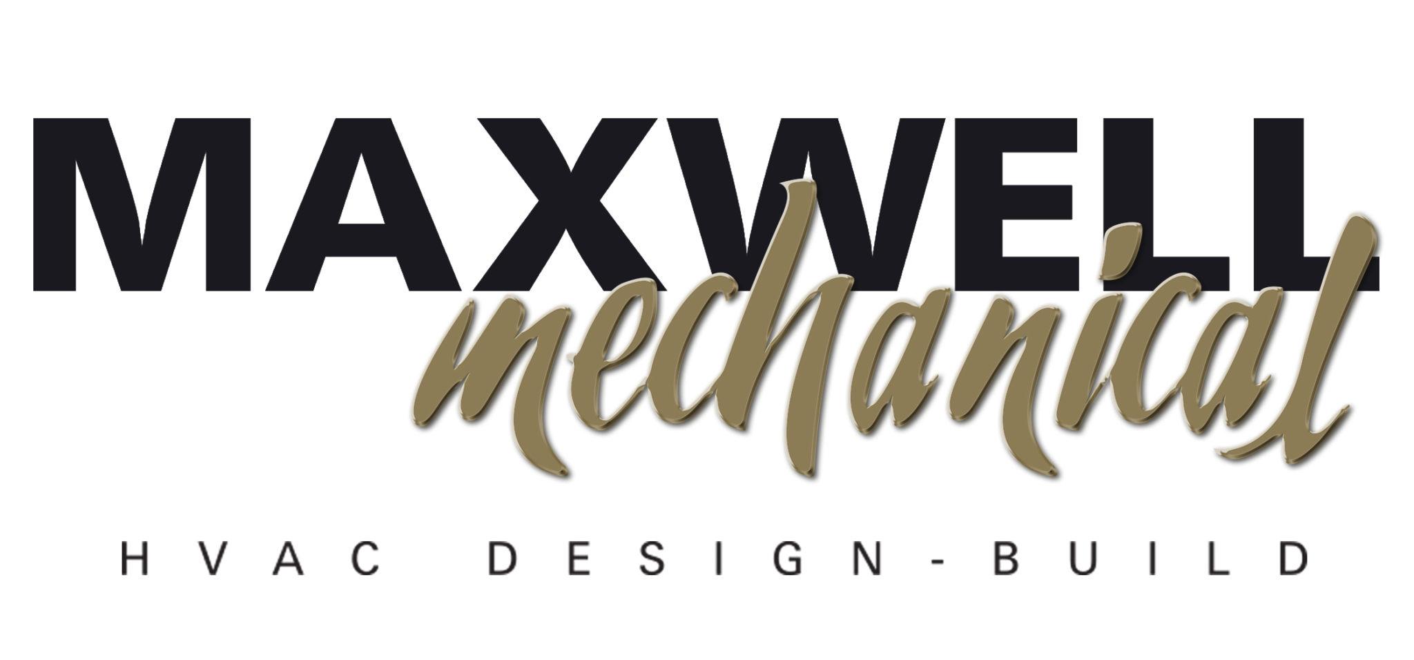 Maxwell Mechanical Logo