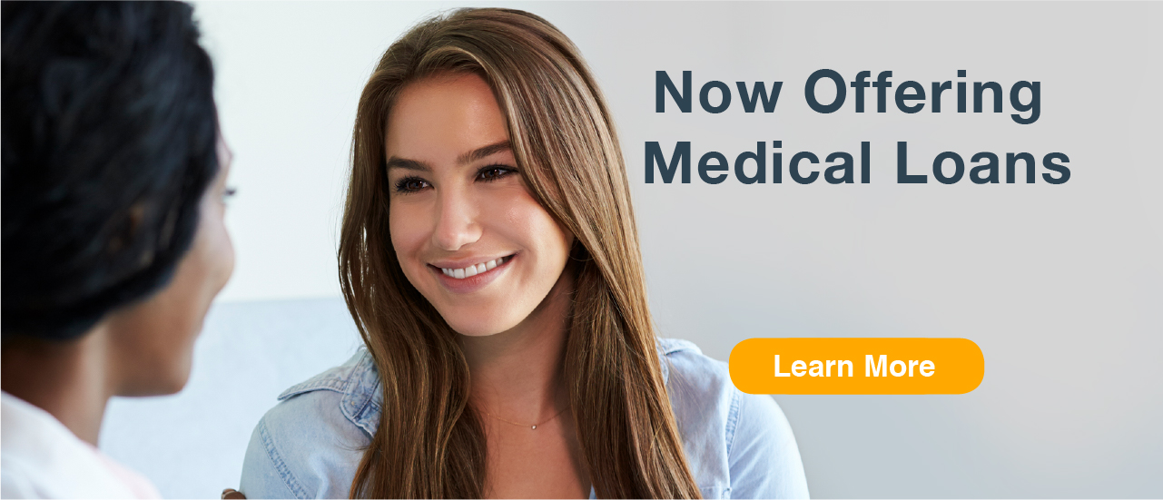 now offering medical loans learn more