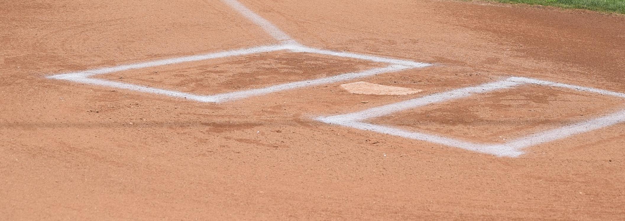 home plate baseball boxes